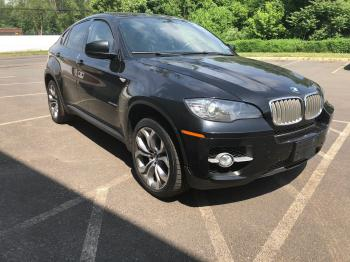 Salvage BMW X6