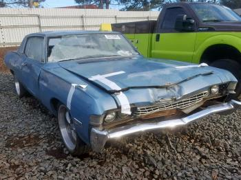 Salvage Chevrolet Impala